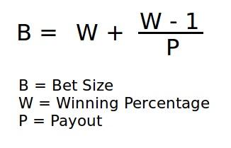 bet formula - کسب درآمد با شرط بندی ورزشی